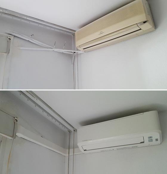 instalacion aire acondicionado Marbella. ADF Instalaciones y Mantenimiento